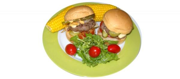 hamburgers sans gluten